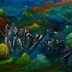 Old Cranberry Bog by David Snider