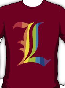 Rainbow L T-Shirt