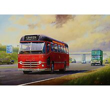 Midland Red M1 express Photographic Print