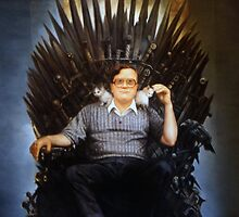 Trailer Park Boys - Bubbles - Iron Throne by zenoconor