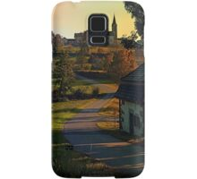 Road up to the hill | landscape photography Samsung Galaxy Case/Skin