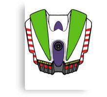 Buzz Lightyear Jet Pack - Toy Story Canvas Print