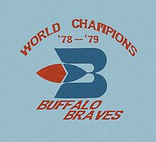 World Champion Braves by GasStationB