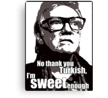 Brick Top - Snatch Canvas Print
