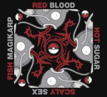 Blood Sugar Sex Magikarp - Black by byway