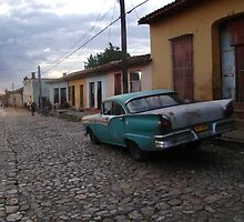 Cuban Cobbles and Classics  by Kirsten Thompson