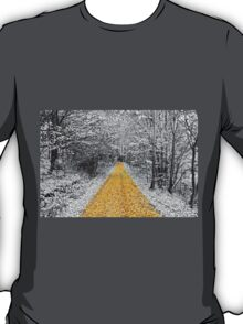 The golden path  T-Shirt
