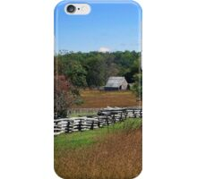Autumn In The Country iPhone Case/Skin