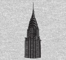 Chrysler New York by Louise Norman
