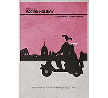 Roman Holiday Photographic Print