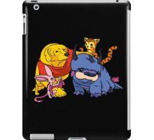 Naga the Poohlar Bear Dog & Friends iPad Case/Skin