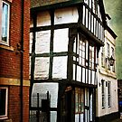 Fish Street Worcester UK by Lissywitch