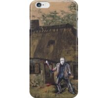 Disgruntled Neighbour iPhone Case/Skin