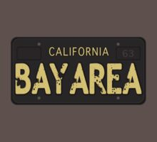 Bay Area California Old School Kids Clothes