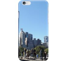 High Above Central Park, New York City  iPhone Case/Skin