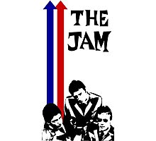 The Jam Double Arrow Tee Photographic Print