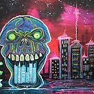 City of Strange by Laura Barbosa