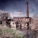 Powick Mill, Worcester by Lissywitch
