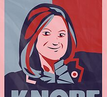 vote for knope by chicamarsh1