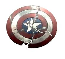 Captain America Got Wrecked by ThePeacockMan