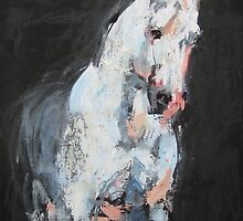 Andalusian Stallion by Nina Smart