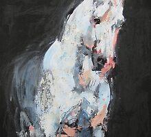 Andalusian Stallion by Nina Smart