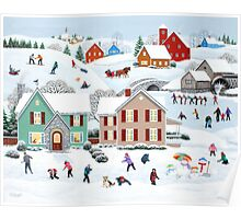 Once Upon a Winter Poster