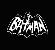 The Original Bat Man, Dracula! by SenseiMonkeyboy