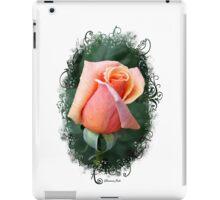 A Dream of a Rosebud iPad Case/Skin