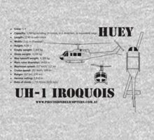 "Iroquois ""Huey"" Helicopter Kids Clothes"