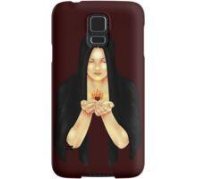 Fiery Heart Samsung Galaxy Case/Skin