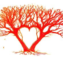 The Heart Tree by © Linda Callaghan
