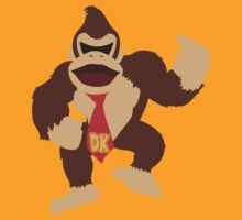Donkey Kong Vector by arcane-fire