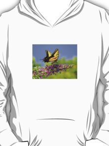 Two-tailed Swallowtail Butterfly T-Shirt
