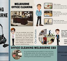 Office Cleaning Melbourne by EndOfLease
