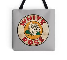 White Rose Oil And Gas Tote Bag