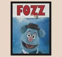 Fozz by Steven Spielberg by poppedculture