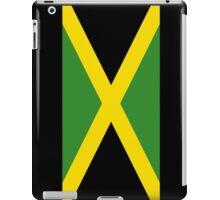 Jamaican Flag - Jamaica T-Shirt iPad Case/Skin