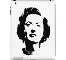 Barbara Stanwyck Is Guilty iPad Case/Skin