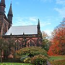 Fall in Chester City by AnnDixon
