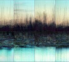 Urbanity: City Skyline by thescatteredimage