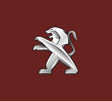 Peugeot Burgundy by Dimuthu  Sudasinghe