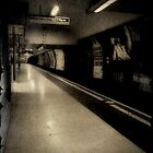 London underground by Roxy J