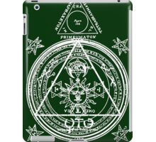 Arcane Circle iPad Case/Skin