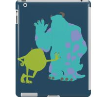 Mike Wazowski and James P. Sullivan (Mike and Sulley) - Monsters Inc iPad Case/Skin