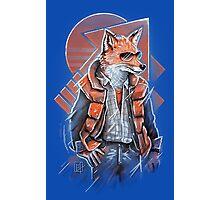 MJ Fox Photographic Print