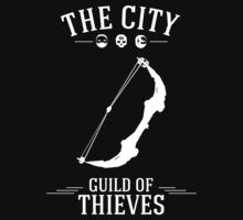 Thief - Guild of Thieves by firlachiel