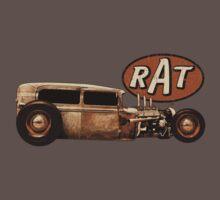 RAT - Side View Kids Clothes