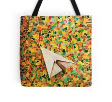 Paper Airplane 73 Tote Bag