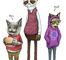 Sum Catz by joshbillings